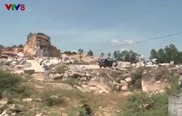 Quản lý khai thác khoáng sản tại Quảng Ngãi còn nhiều lỗ hổng
