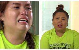 """Loạt thí sinh """"Bước nhảy ngàn cân"""" khóc như mưa trước thử thách ác mộng"""