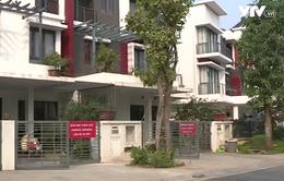 Hà Nội: Lo ngại về an ninh, cư dân khu đô thị Gamuda treo biển bán nhà