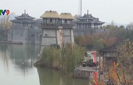Trung Quốc đầu tư 10 tỷ NDT cho khu du lịch Đông Phương Diêm Hồ Thành