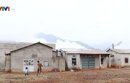 Lào Cai: Khu tái định cư tránh lũ vắng vẻ do thiếu hạ tầng thiết yếu