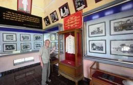 Khu tưởng niệm đặc biệt về Bác Hồ của người cựu chiến binh 83 tuổi