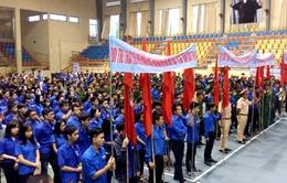 TT-Huế: Khai mạc ngày hội Thanh niên với văn hóa giao thông
