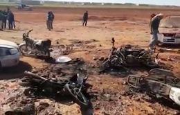 Ít nhất 60 người thiệt mạng trong vụ đánh bom liều chết ở Syria