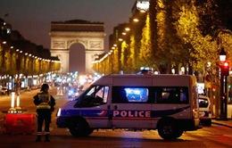 Hung thủ khủng bố đại lộ Champs Elysees từng bị kết án tù vì tội tấn công cảnh sát