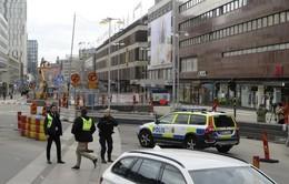 Nghi phạm khủng bố ở Thụy Điển có liên hệ với IS