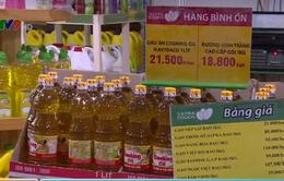 Hội chợ khuyến mại với hàng nghìn mặt hàng tiêu dùng thiết yếu trong nước