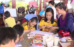 Sôi nổi Ngày hội trẻ em khuyết tật lần thứ V tại Khánh Hòa