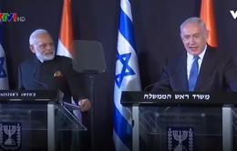 Ấn Độ, Israel ký nhiều thỏa thuận hợp tác quốc phòng