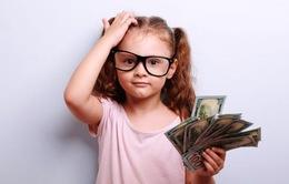 Ứng dụng cho phép trẻ em đầu tư cổ phiếu