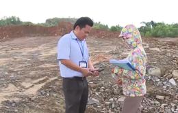 Đồng Nai: Xử lý các công trình khai thác đất, đá trái phép