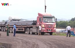 Khó kiểm soát tải trọng xe từ đầu nguồn