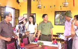 Lãnh đạo tỉnh Quảng Nam khảo sát các địa điểm tổ chức APEC 2017