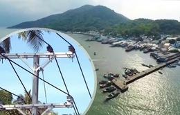 Xã đảo Kiên Giang đổi đời nhờ điện lưới quốc gia