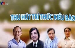 Chân dung 4 kiều bào trong Tổ tư vấn của Thủ tướng