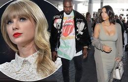 Vợ chồng Kanye West không thèm để ý MV mới của Taylor Swift