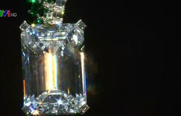 Hong Kong (Trung Quốc): Ra mắt viên kim cương trắng lớn kỷ lục