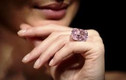 Triển lãm viên kim cương khổng lồ ở Hong Kong (Trung Quốc)