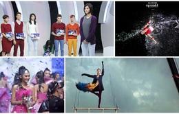 Hành trình từ top 12 mùa 5 thành quán quân Vietnam's Next Top Model mùa 8 của chân dài Kim Dung