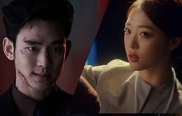 Lời khen nhạy cảm bị cắt bỏ của Sulli khi nói về cảnh hôn với Kim Soo Hyun