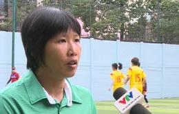 Trò chuyện với cựu tuyển thủ quốc gia Kim Chi