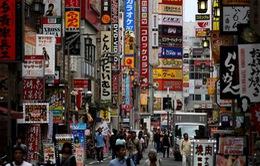 Kinh tế Nhật Bản tăng trưởng nhanh nhất trong 1 năm qua