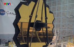 NASA thử nghiệm kính viễn vọng James Webb