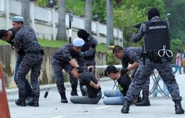 Malaysia giải cứu 59 nạn nhân của hoạt động buôn người