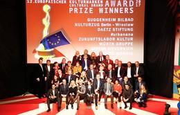 Giải thưởng Thương hiệu Văn hóa châu Âu tại Berlin, Đức