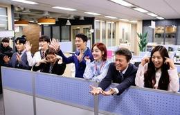 """Phim Hàn Quốc """"Văn phòng lấp lánh"""" trên VTV3: Tiết lộ những mặt tối ở chốn công sở"""