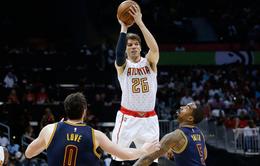Kyle Korver sẽ đóng góp thế nào cho Cleveland Cavaliers?