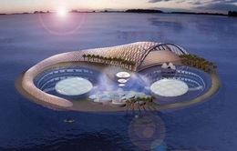 Hình ảnh siêu thực của các siêu khách sạn trong tương lai