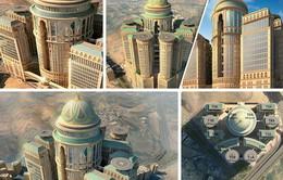 Abraj Kudai - khách sạn lớn nhất thế giới ở Saudi Arabia