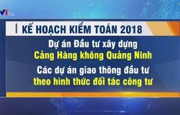 Kiểm toán Nhà nước công bố danh sách kiểm toán 2018
