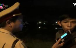 Quảng Ngãi ra quân đảm bảo an toàn giao thông sau Tết