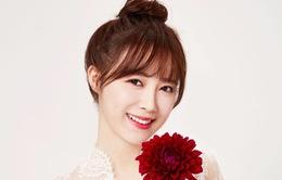 Nằm viện, Goo Hye Sun vẫn không quên từ thiện