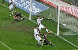 AC Milan 2-1 Torino: Chủ nhà ngược dòng vào tứ kết