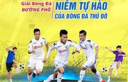 Lần đầu tiên tổ chức giải bóng đá giữa lòng phố đi bộ Hà Nội