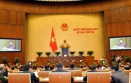 Quốc hội bước sang tuần làm việc cuối cùng