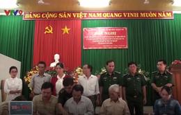 Ngư dân Bình Định ký cam kết không vi phạm vùng biển nước ngoài