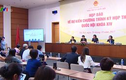 Kỳ họp thứ 4, Quốc hội khóa XIV: Dành 3 ngày để chất vấn các thành viên Chính phủ