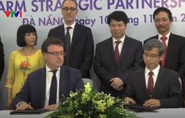 Ký kết hợp tác dược phẩm Việt - Hàn
