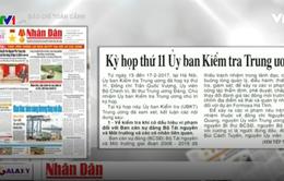 Xem xét kỷ luật nhiều cán bộ liên quan đến sự cố do Formosa Hà Tĩnh gây ra - Chủ đề nóng trên báo chí tuần qua