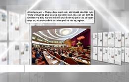 Kỷ luật nhiều cán bộ cấp cao: Tiếp tục tinh thần không có vùng cấm trong xử lý sai phạm của Đảng viên