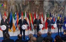 Châu Âu kỷ niệm 60 năm Hiệp ước Rome