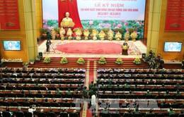 Bộ Quốc phòng và Hà Nội kỷ niệm 100 năm ngày sinh Đại tướng Văn Tiến Dũng