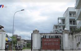 Khánh Hòa: Dùng nước ở ký túc xá, người dân bị lở loét