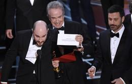 Sự cố thảm họa không thể cứu vãn nổi rating Oscar 2017