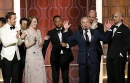 Lễ trao giải Quả cầu vàng 2017: La La Land bội thu với 7 giải thưởng
