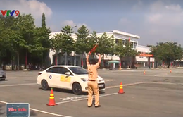 Hội thi lái xe ô tô giỏi và an toàn khu vực phía Nam